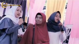 reaksi Nissa sabyan menyanyikan lagu ummi langsung di depan ibunya