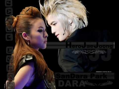 Jaejoong sandara park dating lee