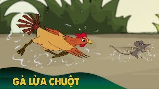 GÀ LỪA CHUỘT ► Chuyen Co Tich | Truyện Cổ Tích Việt Nam | Phim Hoạt Hình Hay Nhất