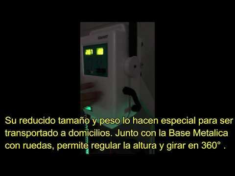 Rayos X Portatil - EQUIVET  Chile