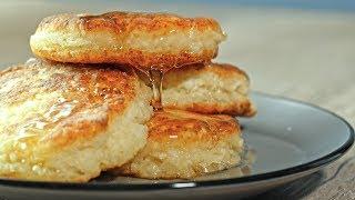 Ricotta Fluffy Pancakes