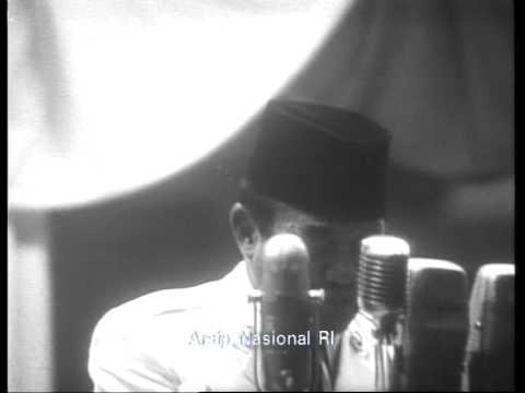 Pidato Bung Karno Pada Peringatan Hari Lahir Pancasila 1 Juni