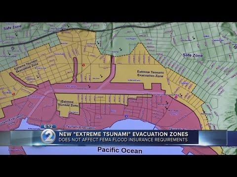 City unveils Extreme Tsunami Evacuation Zone maps, disaster preparedness app
