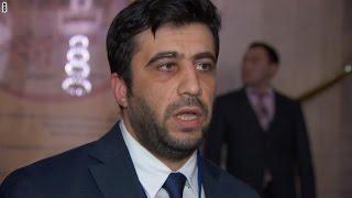 عصام الريس: الإيرانيون غزاة وننتظر وفاء روسيا بالوعود
