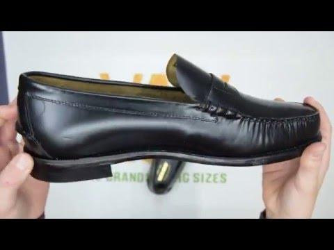 Sebago Classic Leather - Black - Walktall | Unboxing | Hands on