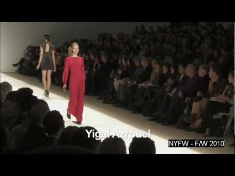 Yigal Azrouel   Fall Winter 2010 2011 Full Fashion Show Part 2   High Quality