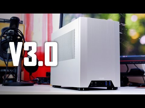 NCASE M1 V3.0 | Incredibly Optimized mini-ITX Chassis!