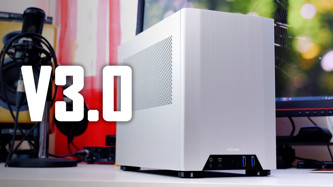 NCASE M1 V3.0 | Incredibly Optimized mini-ITX Chassis ...