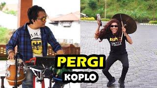 Download lagu PERGI - NO EXIT | versi KOPLO COVER (Rasa Ini Yang Tertinggal)