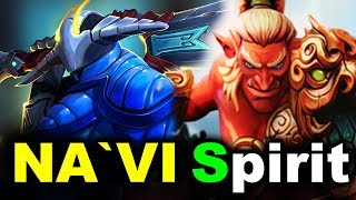 NAVI vs SPIRIT - WINNERS FINAL - CIS StarLadder Minor DOTA 2