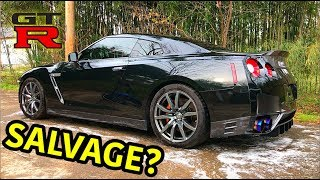 Download Rebuilding A Wrecked 2013 Nissan GTR Mp3 and Videos