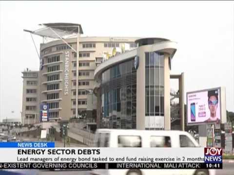 Energy Sector Debts - Business Desk on Joy News (19-6-17)