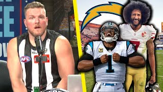 Chargers Plan To Workout Kaepernick, What's Happening With Cam Newton