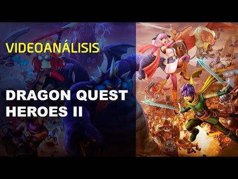 Vídeo ANÁLISIS DRAGON QUEST HEROES 2