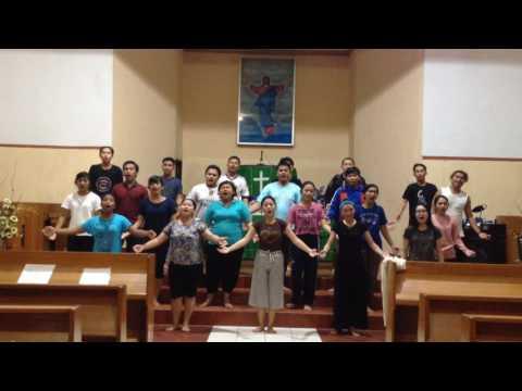 Mamangun Mahaga Lewu (Cipt. Agustin Teras Narang) Arr. Choir: Gerhard Gere