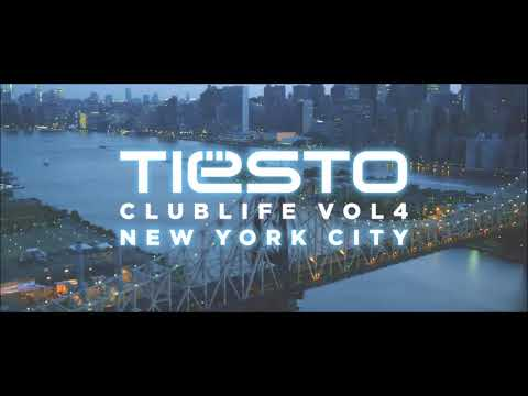 Tiesto Club Life Vol.4 New York City