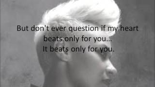 Emeli Sande- My Kind of Love (Lyrics)