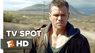 Jason Bourne TV SPOT - Purpose (2016) - Matt Damon Movie