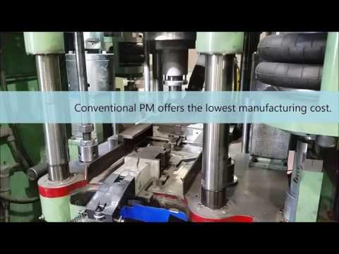 Powdered Metal Process