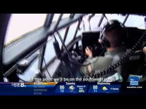 Hurricane Hunters S1E01 - The Rookie and Irene