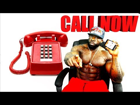 PHONE CALL WITH KALI MUSCLE - EVERYONE WELCOME (FANS, SUPPORTERS, TROLLS)
