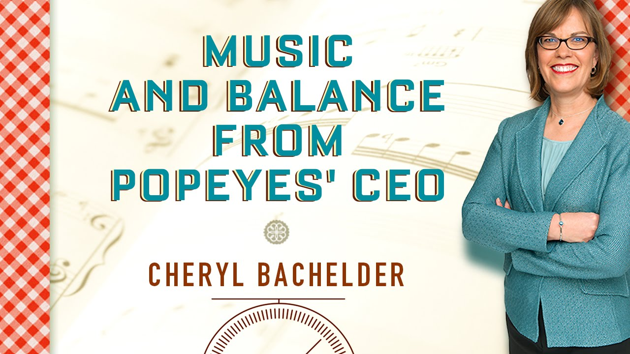 Music & Balance from Popeyes\' CEO :: 4word interview with Cheryl ...