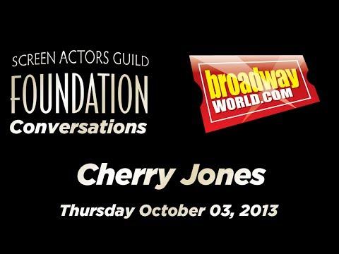 Conversations with Cherry Jones