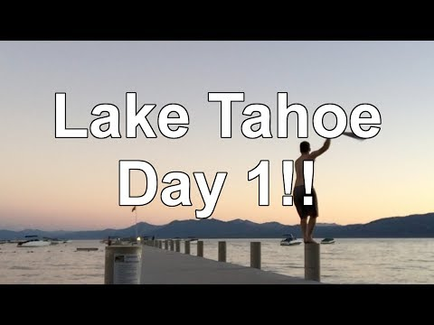 Lake Tahoe Vacation Day 1!!! Marvel Contest of Champions