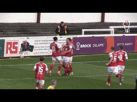 Goal: Robbie Benson (vs Derry City 09/04/2021)