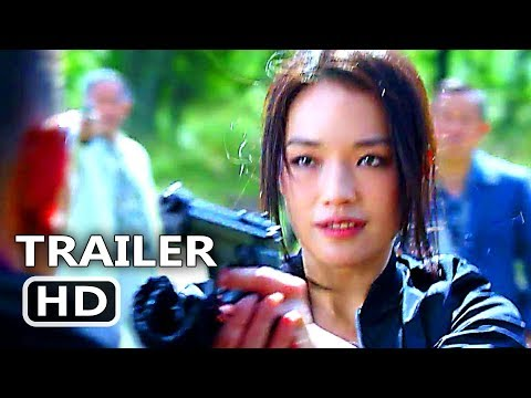 THE ADVENTURERS Trailer (2017) Shu Qi, Action Movie HD