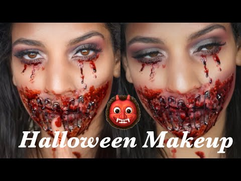 Affordable  and Easy Spooky Halloween Tutorial