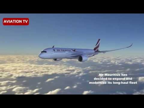 Air Mauritius selects A350-900s to replace its fleet of A340-300 aircraft