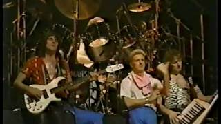 Alcatrazz perform live in Japan in 85.