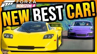 Forza Horizon 4 Live: In The New Best Car! *Open Lobby!*