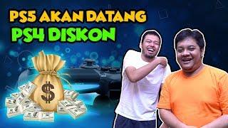 PS4 DISKON IMLEK, PS5 Akan Datang? - Tag Blast