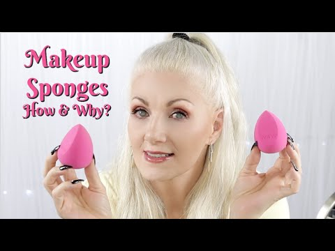 Fun Friday! - Makeup Sponges - How & Why? - BentlyK thumbnail