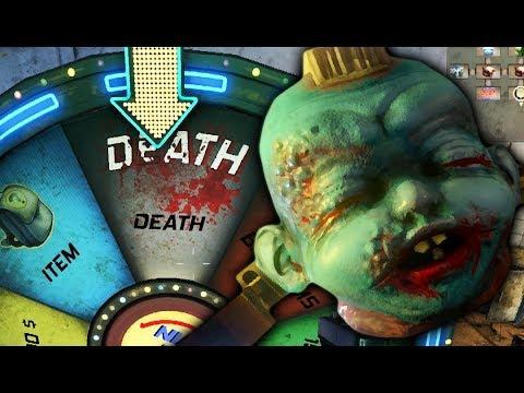 THE DEATH WHEEL! | Killing Room #3