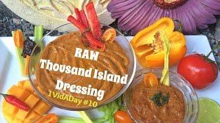 Dairy-free 'thousand Island Dressing' Recipe