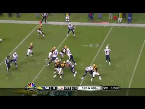 NFL Videos WK 4 Philip Rivers