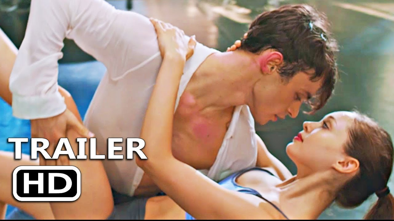 HIGH STRUNG FREE DANCE Official Trailer (2019) Thomas Doherty Movie