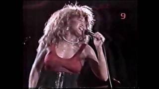 "Tina Turner ""Acid Queen"" Live from Buenos Aires, Estadio River Plate."