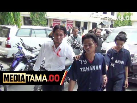 Begal Sadis di Semarang Ditangkap Polisi