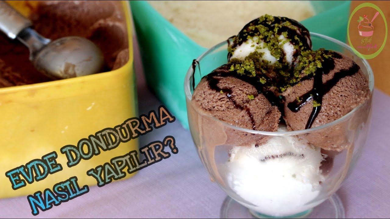 Kahveli Buz Parmak Dondurma Resimli Tarif