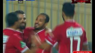هدف الأهلي الثاني  في أسوان مقابل 0 وليد سليمان الدوري 20 اكتوبر 2016