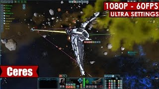 Ceres gameplay PC HD