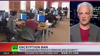 UK govt secretly planning legislation to ban encryption – leaked docs