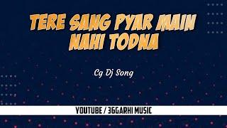 Tere Sang Pyar Main Nahin Todna ( Nagin ) || Cg Dj Song || DJ PRADEEP & DJ BINDESH || FULL REMIX 👇