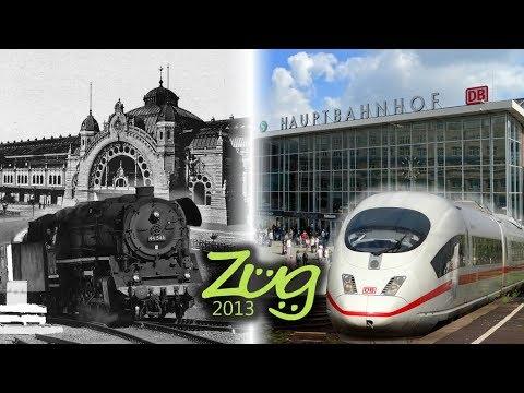 Zug2013: Die Geschichte der Eisenbahn in KÖLN | Doku | Strecken, Köln Hbf, Güterbahnhöfe, Werke...
