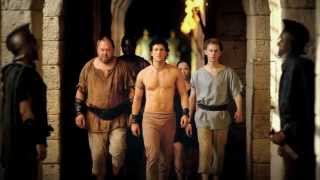 Atlantis: Trailer - BBC One [озвучено студией Альбион]