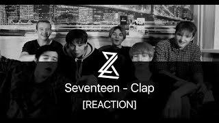 SEVENTEEN(세븐틴) 'Clap'  [M/V] (2L8 REACTION)